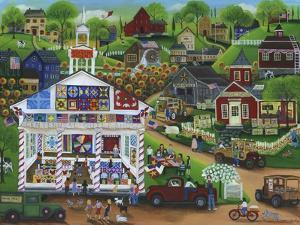 Centennial Quilt Show by Cheryl Bartley