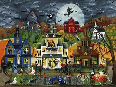 Spooky Street Cheryl Bartley