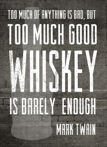 Good Whiskey by Cheryl Overton