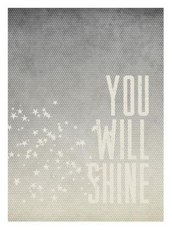 You Will Shine by Cheryl Overton