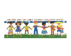 Children Love the World by Cheryl Piperberg