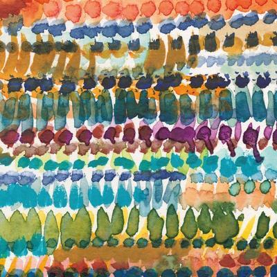 Colorful Patterns V Crop I
