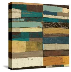 Eileen V Blue by Cheryl Warrick