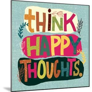 Happy Thoughts II by Cheryl Warrick