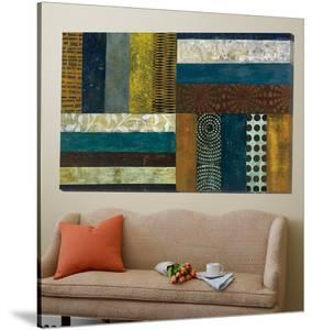 Juxtapose II by Cheryl Warrick