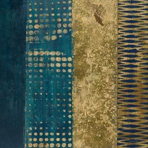 Juxtapose III Metallic by Cheryl Warrick