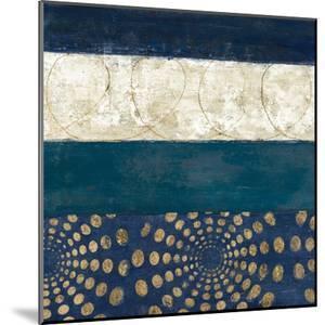 Juxtapose IV Metallic by Cheryl Warrick