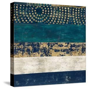 Juxtapose V Metallic by Cheryl Warrick