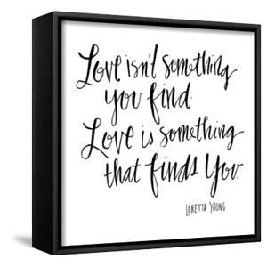 Love Finds You on White by Cheryl Warrick