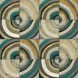 Eileen IV Blue-Cheryl Warrick-Art Print