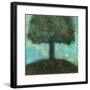 Under the Tree Square II by Cheryl Warrick