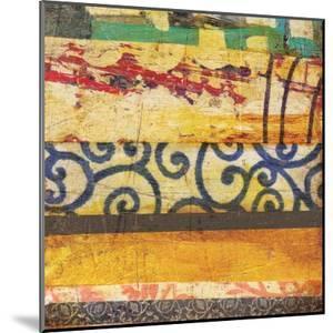 Urban Mixed Bag III by Cheryl Warrick