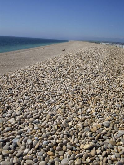 Chesil Bank, Dorset, England, United Kingdom, Europe-Pate Jenny-Photographic Print