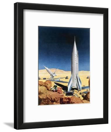 Mars Mission, 1950S