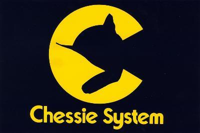 Chessie Systems Logo--Giclee Print