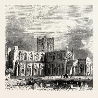 Chester Cathedral--Giclee Print