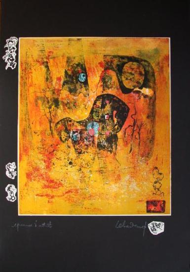 Cheval au Soleil-Lebadang-Premium Edition