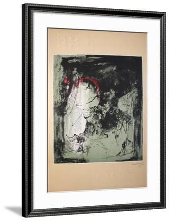 Chevaux-Lebadang-Framed Premium Edition