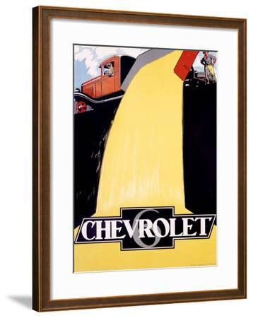 Chevrolet 6 Dump Truck