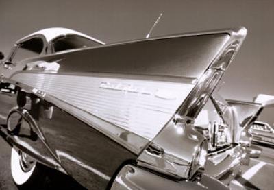 Chevrolet Bel Air, 1957