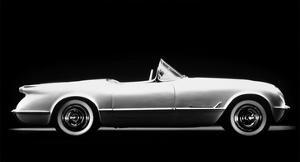 Chevrolet Corvette, 1953