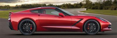 Chevrolet-Corvette Stingray