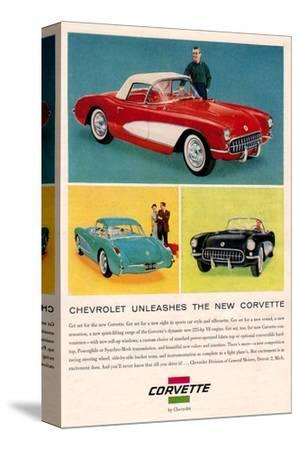 Chevrolet Unleashes Corvette