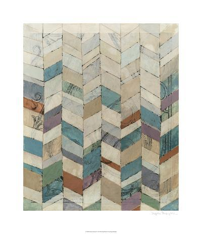 Chevron Overlay II-Megan Meagher-Limited Edition