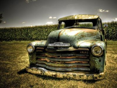 Chevy Truck Photographic Print by Stephen Arens   Art com