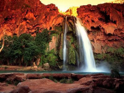 Havasu Falls, AZ
