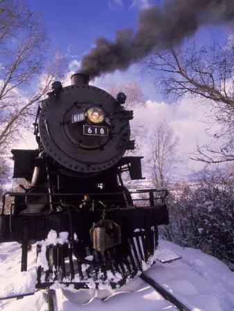 Heber Valley Historic Rail Road, Utah