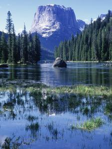 Square Top Mt, Wind Rivers, Green River Lakes, WY by Cheyenne Rouse