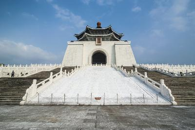 Chiang Kai-Shek Memorial Hall, Taipei, Taiwan, Asia-Michael Runkel-Photographic Print