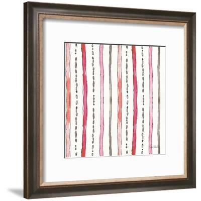 Chic Accents Pattern VI-Anne Tavoletti-Framed Art Print