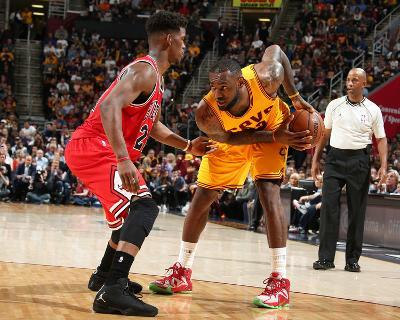 Chicago Bulls v Cleveland Cavaliers - Game Five-Nathaniel S Butler-Photo