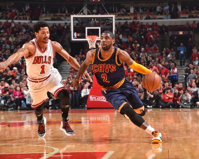 Chicago Bulls V Cleveland Cavaliers - Game Six-Jesse D Garrabrant-Photo