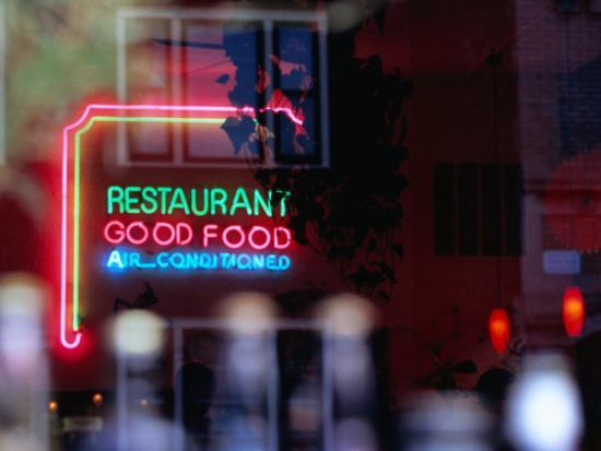 Chicago Diner, Chicago, Illinois-Ray Laskowitz-Photographic Print
