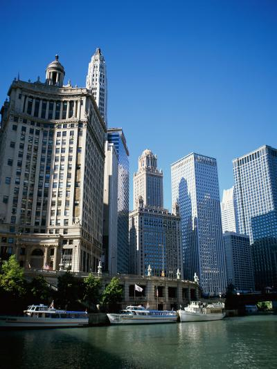 Chicago Illinois, USA--Photographic Print