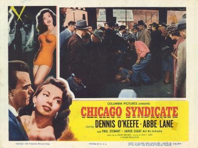 Chicago Syndicate, 1955--Art Print
