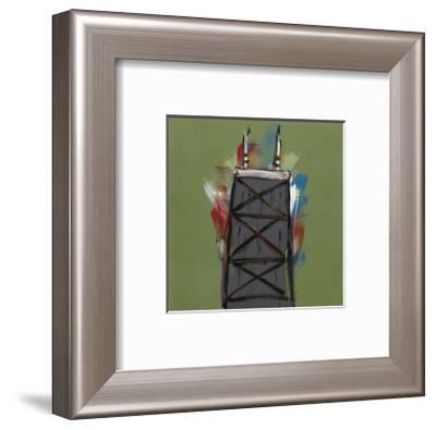 Chicago Tower-Brian Nash-Framed Art Print