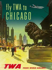Chicago - TWA (Trans World Airlines)