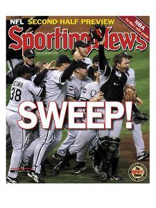 Chicago White Sox World Series Champions - November 11, 2005
