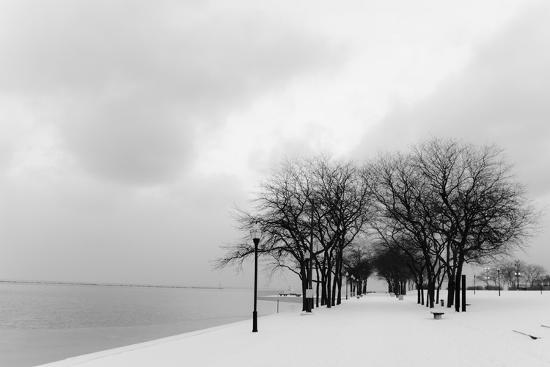 Chicago Winter-CHRSTOCK-Photographic Print
