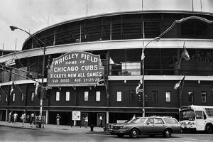 Chicago: Wrigley Field
