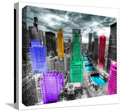 Chicago--Gallery Wrapped Canvas