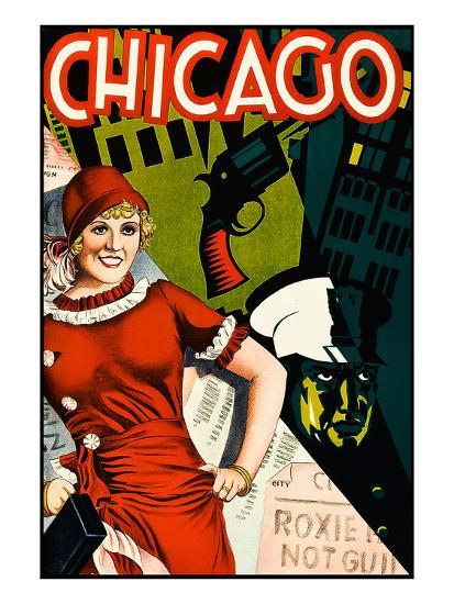 Chicago--Art Print