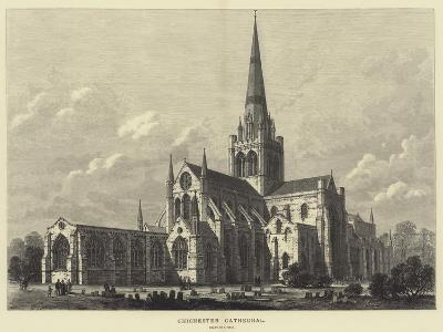 Chichester Cathedral-Samuel Read-Giclee Print