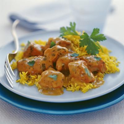 Chicken Curry-David Munns-Photographic Print
