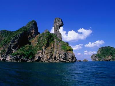 Chicken Island (Koh Hua Khwan), Ao Nang, Thailand-Nicholas Reuss-Photographic Print