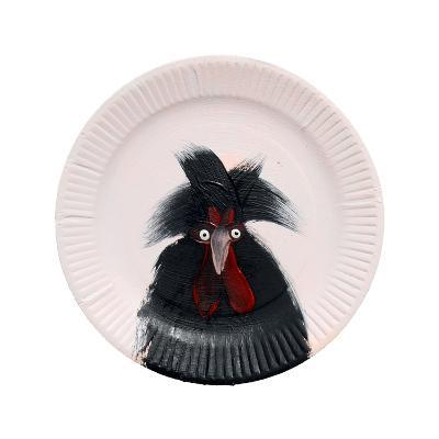Chicken Plate, 2014-Holly Frean-Giclee Print